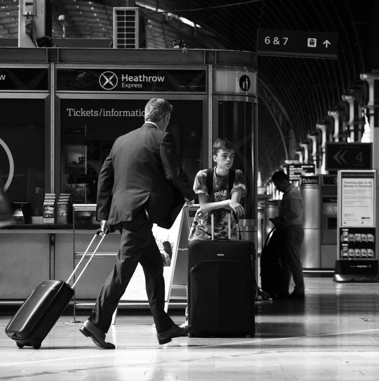 Luggage by Jo Stowell on 500px