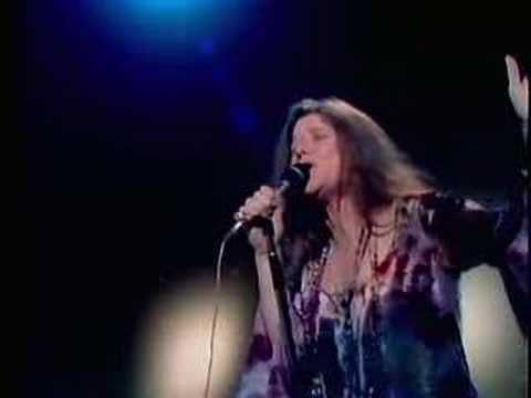 "Janis Joplin - ""Little Girl Blue"" (on the show This is Tom Jones, 1969)  ... This is so good...love her blues!"