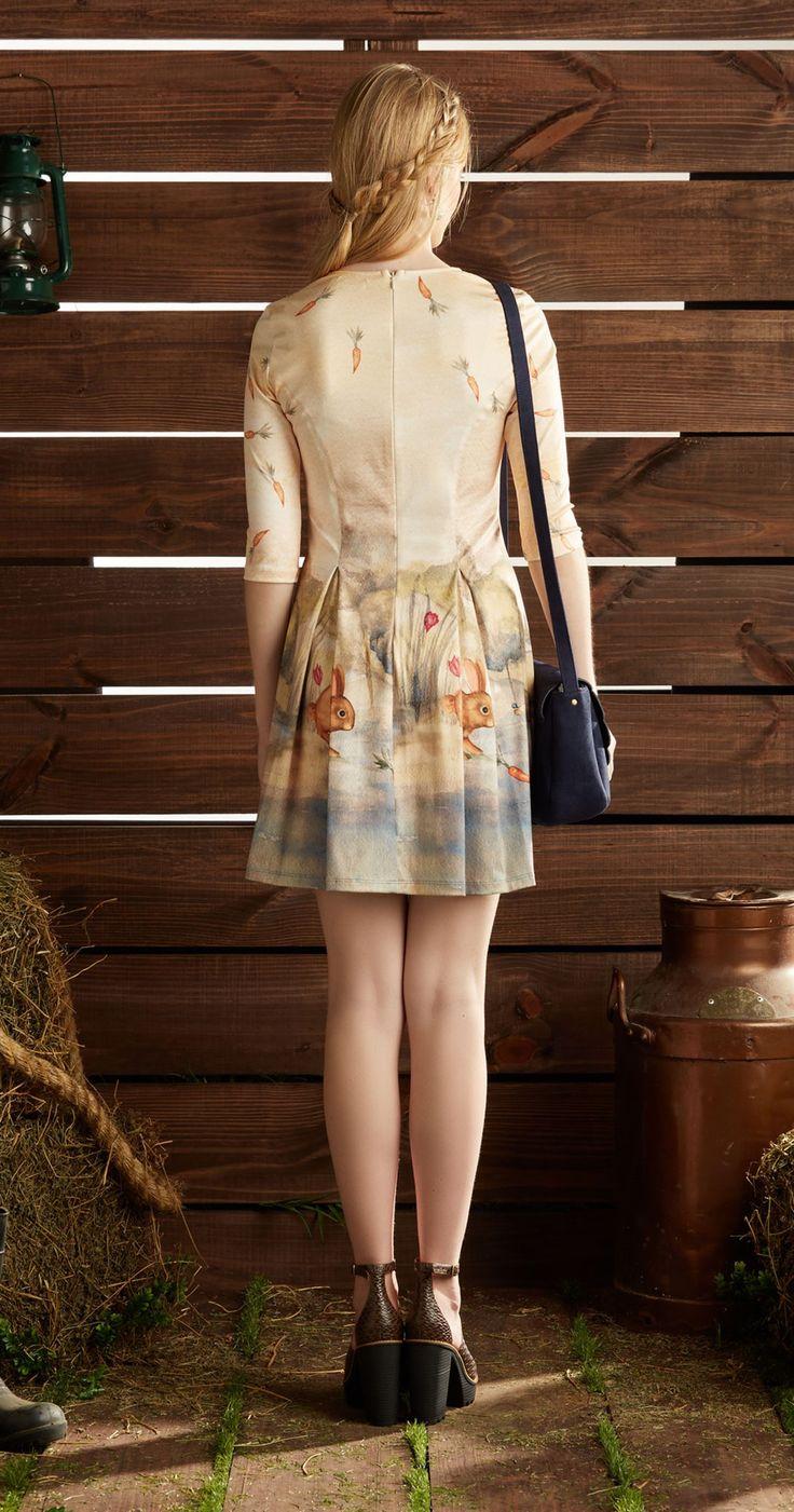 Só na Antix Store você encontra Vestido Pesca a Cenoura com exclusividade na internet
