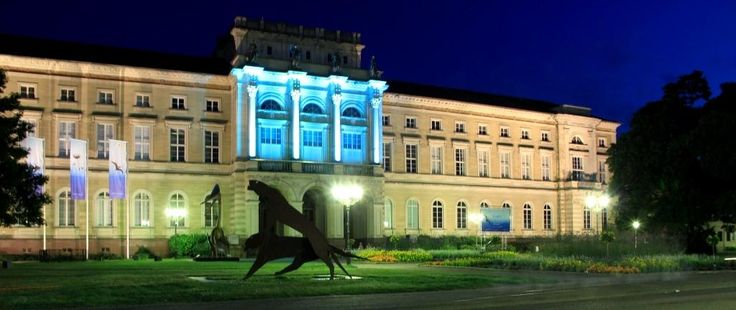 Besuche das Karlsruher Naturkundemuseum Visit the Natural History Museum Karlsruhe