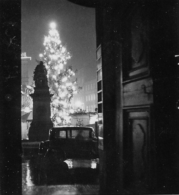 © Vilém Heckel. Prague of yesteryear. Courtesy of Vilém Heckel Archive