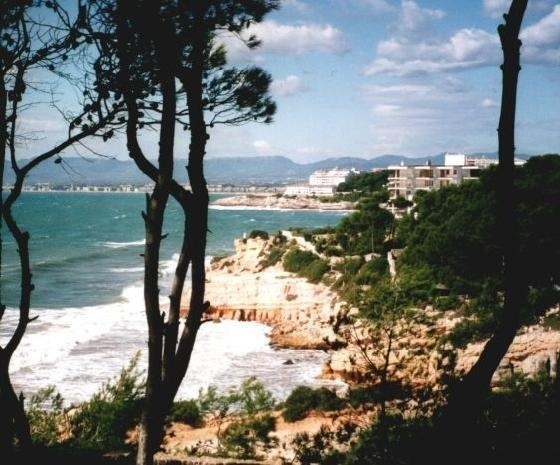 Cap Salou, Spain... lovely vibe, lovely place!