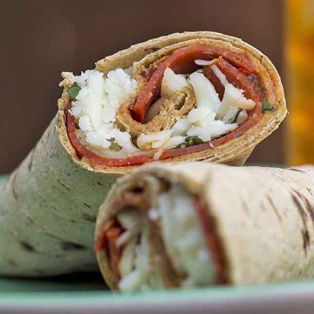 Skinny Pizza Wrap | Skinny Mom | Where Moms Get the Skinny on Healthy Living