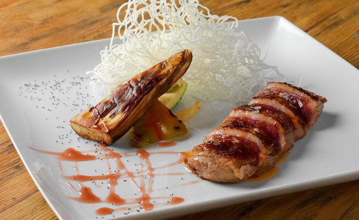 Magret de pato con salsa de chili dulce #h10hotels #lanzarote #h10lanzaroteprincess