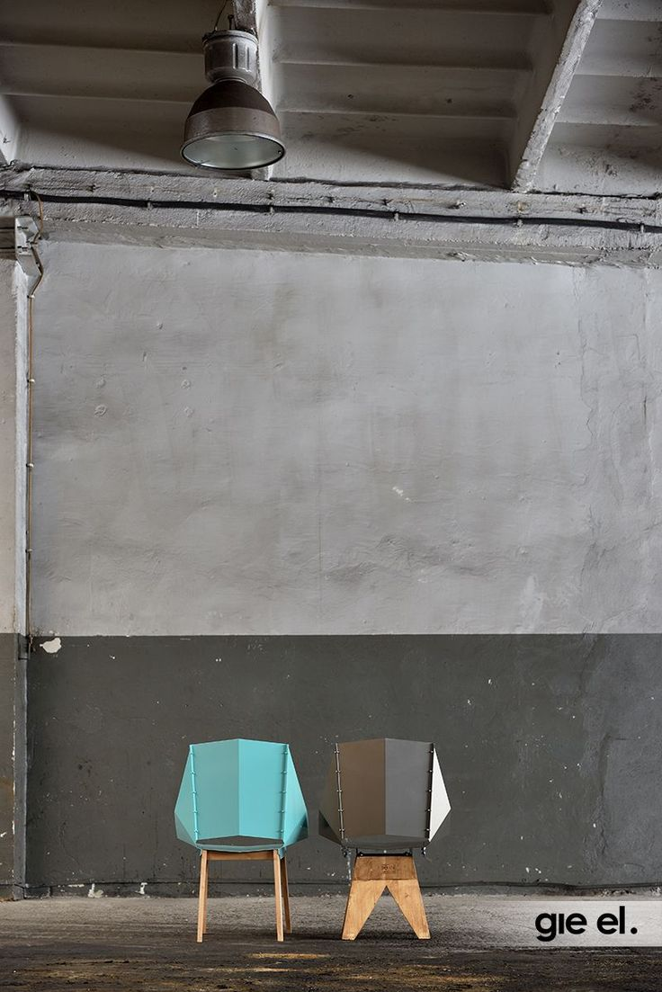 GIE-EL HOME STOOL WITH BACKREST