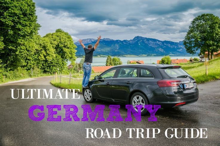 Ultimate guide to planning your Germany Road Trip. Road rules, parking, tips, routes, Romantic Road and more. Loaded with photos and tips.