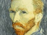 Un salvapantallas postmodernista con los autorretratos de Vincent van Gogh! #vangogh #vincentvangogh #arte #salvapantallas