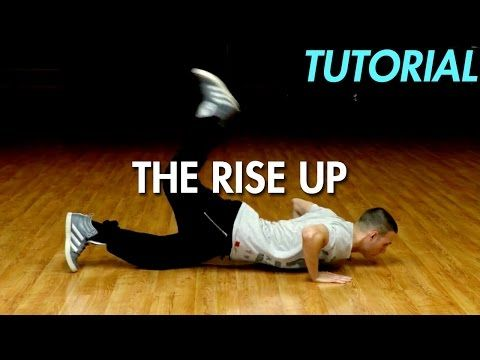 "How to do ""The Rise Up"" (Hip Hop Dance Moves Tutorial) 
