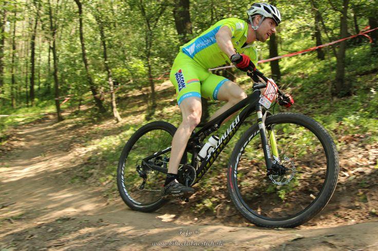 Mountain bike MTB XCO Racer Dvorniky Specialized