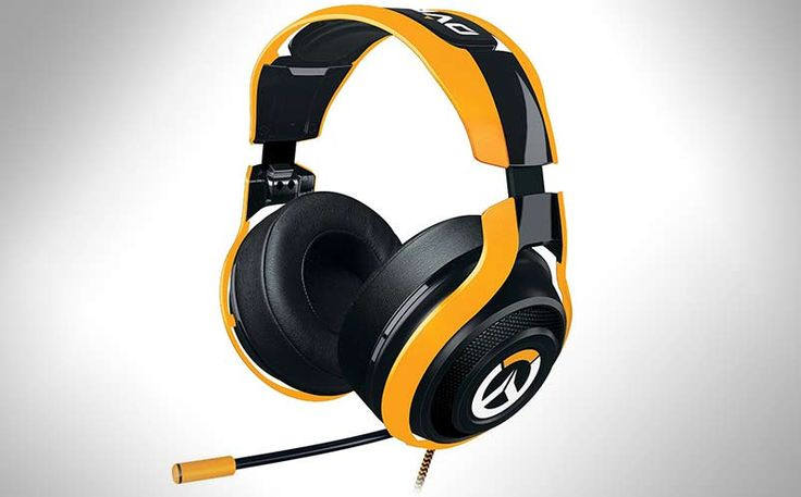Razer Overwatch headset
