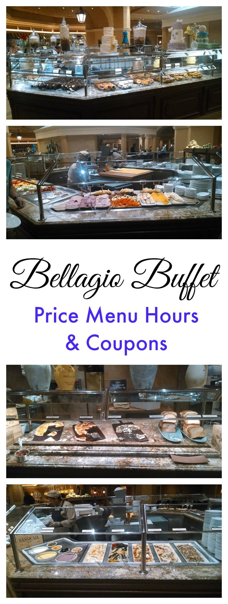 Bellagio Buffet Las Vegas.