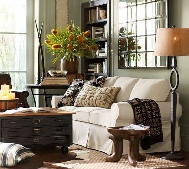 Ideas For Living Rooms Pinterest