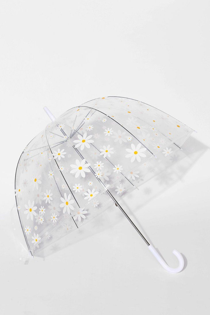 April Showers Bubble Umbrella #UrbanOutfitters