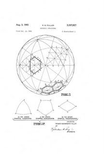 Thank you, R. Buckminster Fuller. For experimenting with...