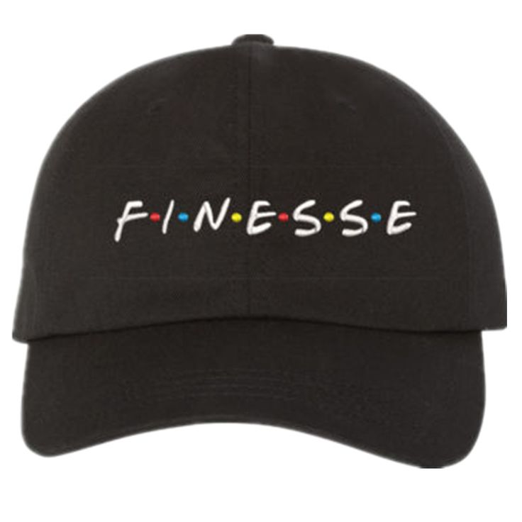 2017 new FINESSE Hat (slide buckle) fashion style vintage art dad cap seasons caps meme man women baseball cap #Affiliate