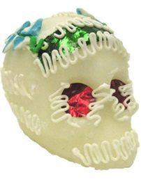 Picture of Calaveras de Azucar - Sugar Candy Skulls Dia de Muertos - Large- Item No.10069-7