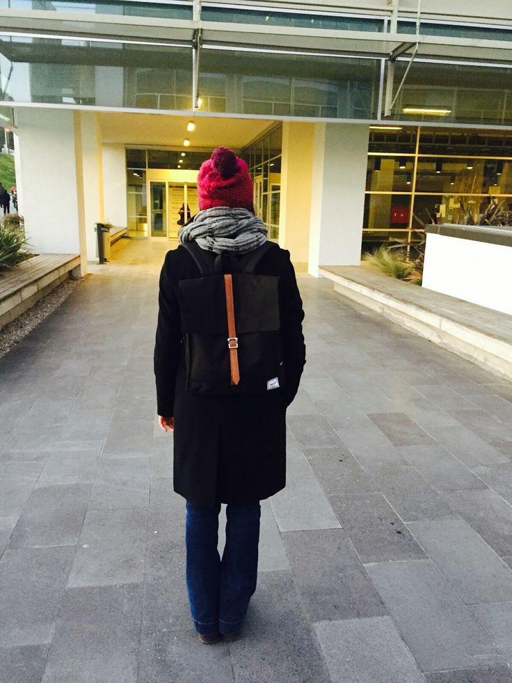 Herschel City Backpack  #minimal