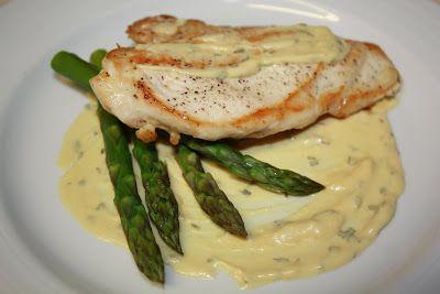 Chicken with Tarragon Sauce | Medifast Recipes
