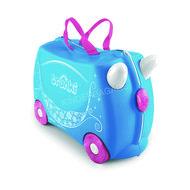 Trunki Ride-On Zebra Zimba - Kinderkoffers bij Kinderbagage