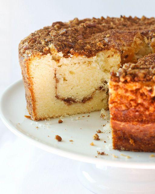 Sour Cream Pecan Coffee Cake: Cream Pecans, Cakes Flour, Sour Cream, Pecans Coff Cakes, Sheet Cakes, Icecream Yummy, Cinnamon Coffee Cakes, Memorial Icecream, Pecans Coffee