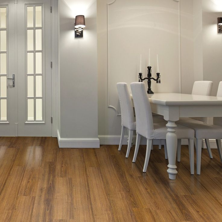 Parquet Chêne stratifié - Trendline Groovy Berry Alloc #wood #woodenfloor #parquet #home #interior #style