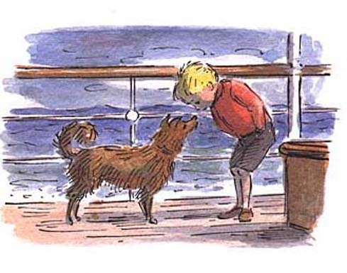 Edward Ardizzone. This one melts my heart!
