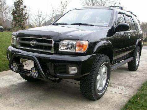 nick01's 2001 Nissan Pathfinder