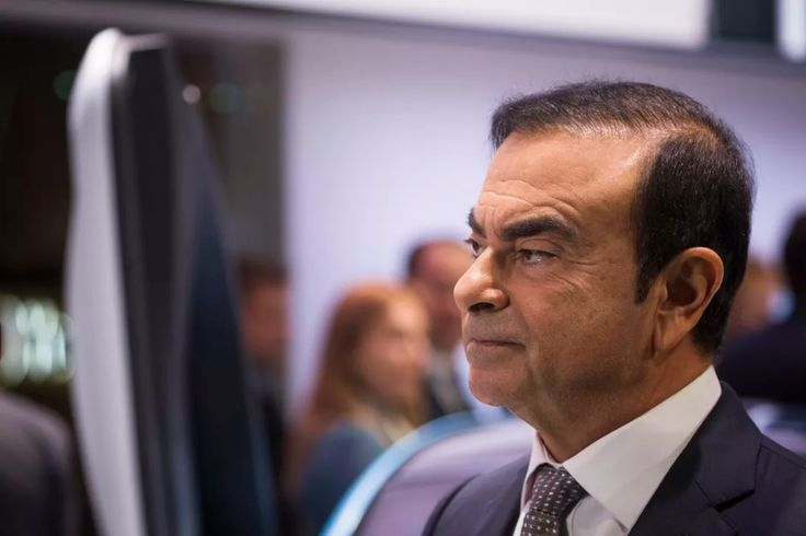 Ex-Nissan CEO Carlos Ghosn charged with fraud in US – career