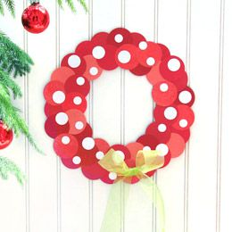 Kid friendly Christmas craft