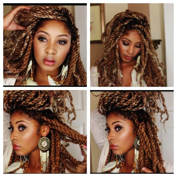 Fantastic 1000 Ideas About Marley Hairstyles On Pinterest Marley Hair Short Hairstyles For Black Women Fulllsitofus
