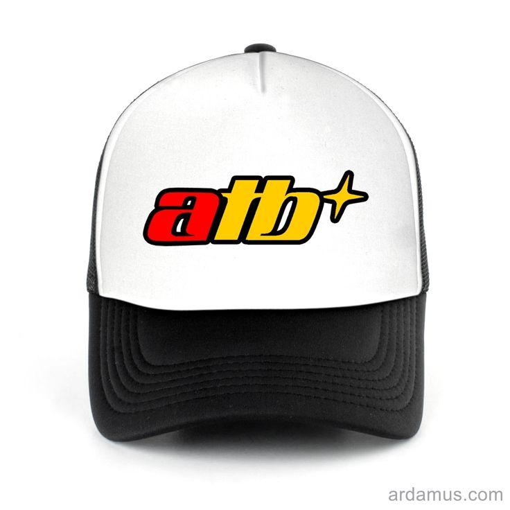 Atb DJ Trucker Hat for men or women. Available color black, red, pink, green. Shop more at ARDAMUS.COM #djtruckerhat #djcap #djsnapback #djhat