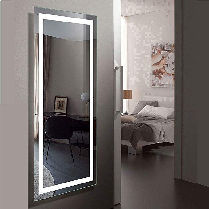 Wall Mounted Full Length Mirror Mirror Bedroom Decor Mirror Wall Bedroom Large Bedroom Mirror