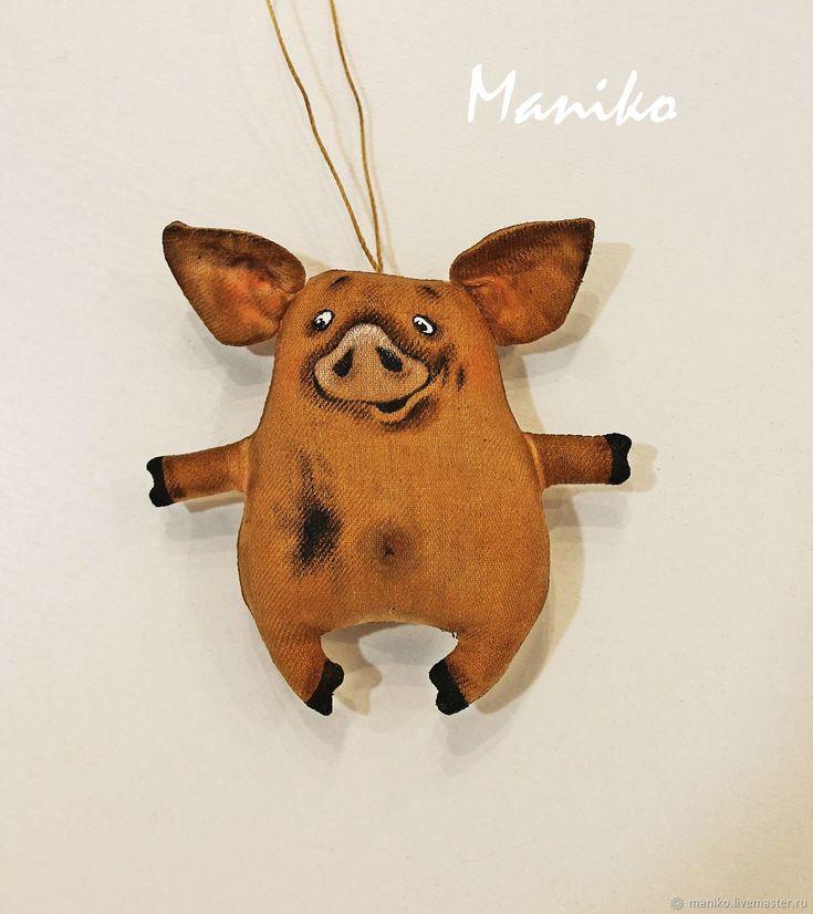 Кофейные свинки или хрюшки – купить в интернет-магазине на Ярмарке Мастеров с доставкой - FAKJ3RU