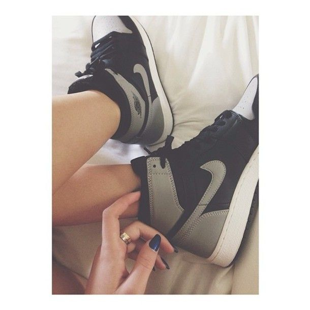 shoes black grey nike sneakers high like tumblr weheartit white amazing swag style nikes high top sneakers grey sneakers nike shoes for women gray nike black grey high top nikes sneakers light brown or grey nike sneakers black shoes grey shoes cute shoes nike air jordan alpha 1 high top sneakers skateboard shoes high cut nike shoes black and white shoes boy shoes black and gray girl hightop high top sneakers black & gray jordans skate shoes hi tops air jordan high tops jordans