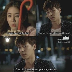 My Secret Hotel ep 2. I am loving this couple. Credit: kdramaaa