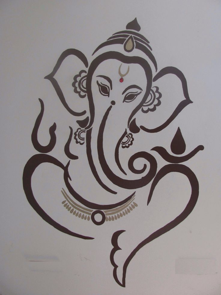 quilled ganesh - Google Search