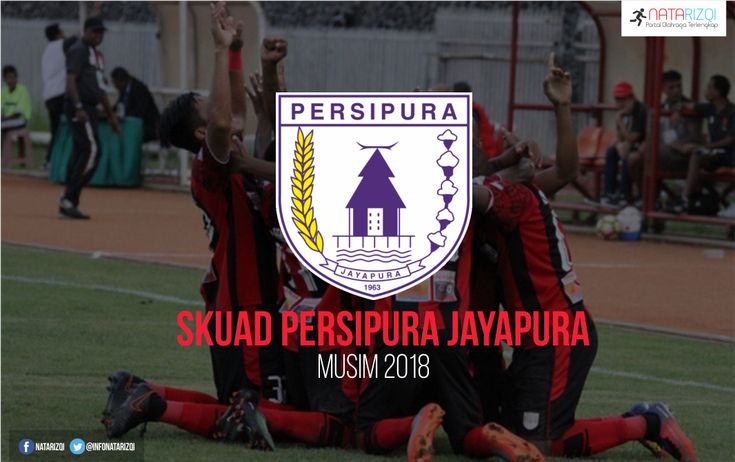 Inilah Daftar Skuad Pemain Persipura Jayapura Musim 2018 Terbaru