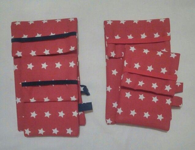 Fundas para movil y pañuelos