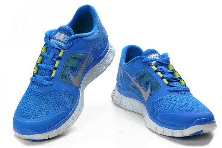 Nike Free 3,0 V3 Herren Schuhe Berlin Blau
