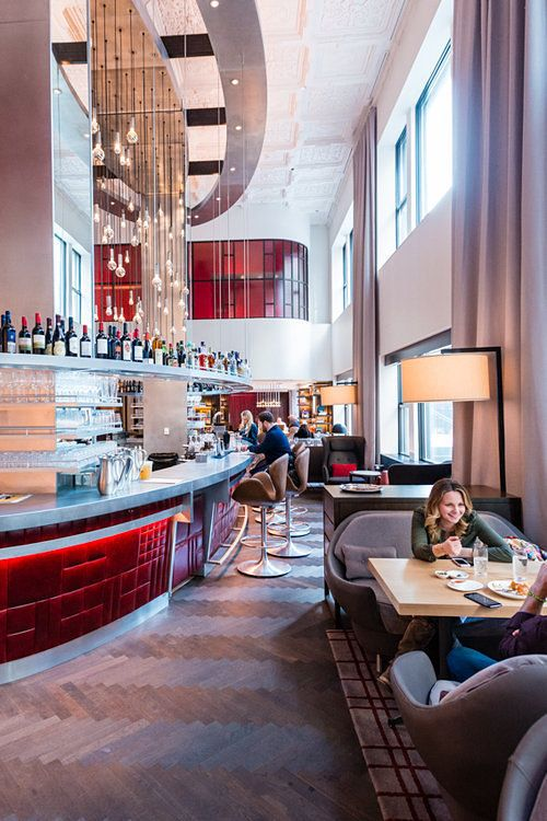 Virgin terrain rockwell group europe innovates at virgin hotels chicago chicago group and interiors