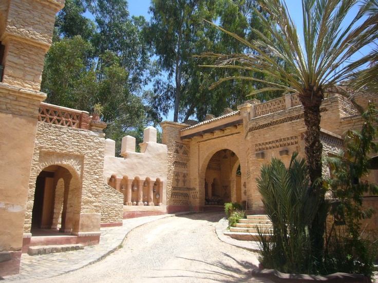 Medina Coco Polizzi - Agadir / Maroc     Wonderful artisanal and cultural village, thanks to its architecture and design that give you the feeling that the perfection exists.