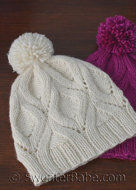 Ravelry: #225 The One Hat pattern by SweaterBabe