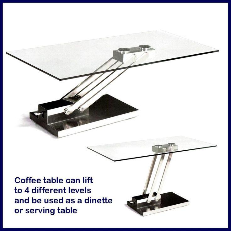 best 10+ adjustable coffee table ideas on pinterest | woodworking