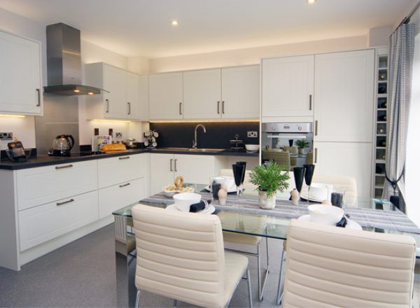 Kitchen @ Westgate in Wareham by Bloor Homes