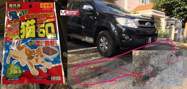Lelaki Ini Kongsikan Cara Mengelakkan Kucing Kencing Atau Melepaskan Hajat Di Kawasan Rumah Anda http://ift.tt/2sM5fum