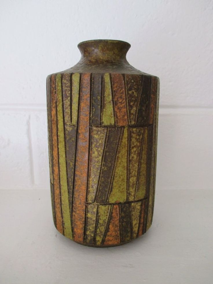 435 Best Mid Century Pottery Images On Pinterest Ceramic