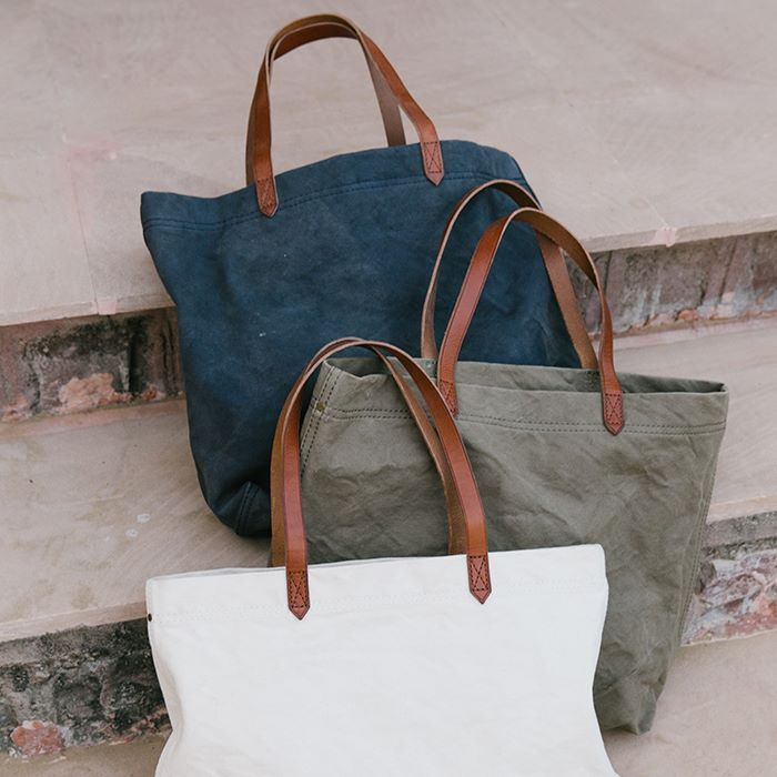 Bags Embroider Canvas Totes
