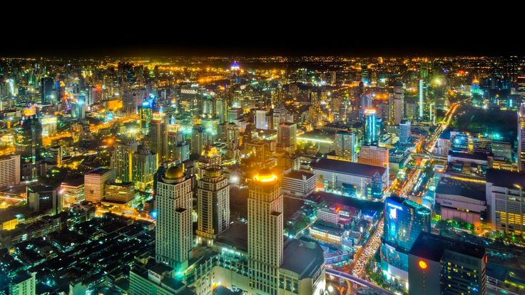 Bangkok is the most populous and popular city of Thailand.The city contains impressive temples, spectacular palaces, a globally known floating market, each of these wonderful places has a captivating story to tell.  read more @ http://www.worldatglance.com/2014/12/7-must-visit-places-of-bangkok.html