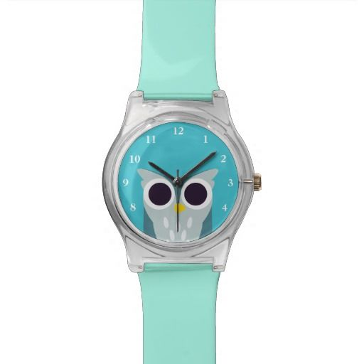 Henry the Owl. Regalos, Gifts. #reloj #watch