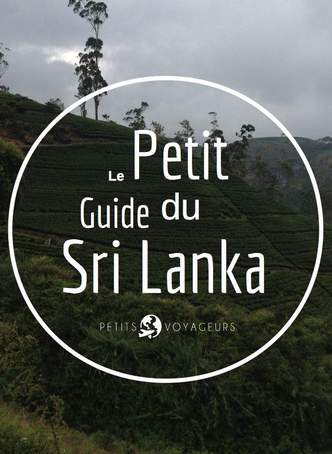 Vous partez au Sri Lanka prochainement ? Alors ce petit guide est pour vous. Retrouvez y mes bons plans, mes carnets et toutes les infos dont vous avez besoin avant de partir...